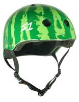 S1 Lifer Helmet - Skate House Media - Watermelon