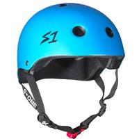 S1 Mini Lifer Helmet - Cyan Matte