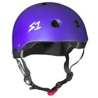 S1 Mini Lifer Helmet - Purple Matte