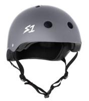 S1 Mega Lifer Helmet - Dark Grey Matte