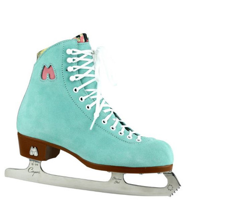 Riedell Ice Skates - Lolly Floss