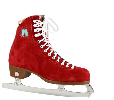 Riedell Ice Skates - Lolly Poppy