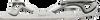 John Wilson Pattern 99 Revolution Parabolic Figure Skating Blades