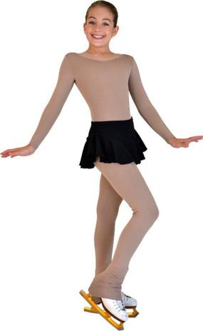 ChloeNoel Figure Skating Neutral Bodywear Bodywear Underwear Tights BP10