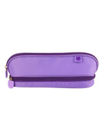 Zuca Pencil case - Lilac & Purple