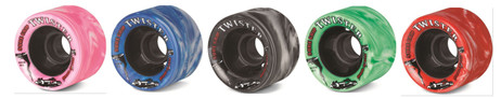 Sure-Grip Twister Wheels (Set of 8)