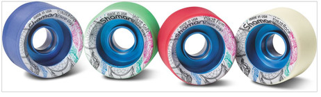 Sure-Grip Shaman Wheel (Set of 8)
