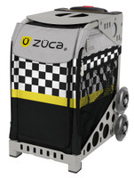 Zuca Sport Bag - SK8ter Block