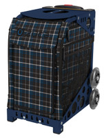 Zuca Sport Bag - Imperial Plaid