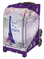Zuca Sport Bag - Meet Me In Paris