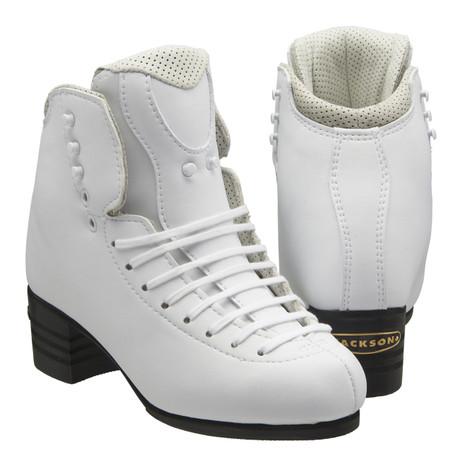Ice Skates Jackson Supreme Low Cut 5410 LCF Black Women's Boot