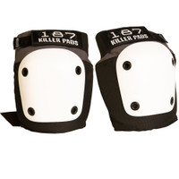 187 Killer Pads - Fly Knee Pad - Grey/White