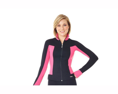 Mondor 4807 Scuba Supplex Colorful Sides Figure Skating Jacket - Dragon *30% OFF*