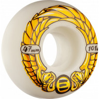 Eulogy Inline Wheels  - Anti Rocker 47mm 101A  (4pk)