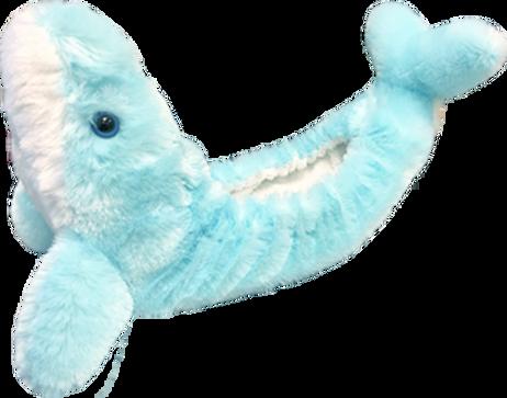 Ice Skating Soakers by Chloe Noel - Blue Whale Soaker