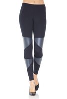 Mondor 5613 SBL - Women's Fashion Leggings