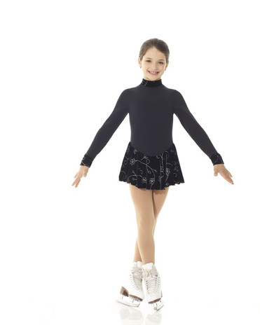 Mondor Figure Skating Polartec Figure Skating Dress 4403 - DD