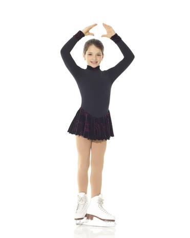 Mondor Figure Skating Polartec Figure Skating Dress 4403 - P3
