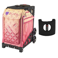 Zuca Sport Bag - Sunset with Gift Black/Pink Seat Cover