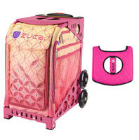 Zuca Sport Bag -Sunset with Gift Black/Pink Seat Cover
