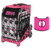 Zuca Sport Bag - Hello Kitty (Masterpiece) with Gift Black/Pink Seat Cover