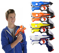 Wonderstar Toys - Laser Tag Blasters - 4 Blaster Set