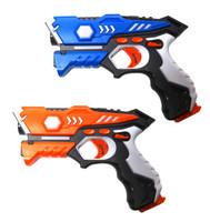 Wonderstar Toys - Laser Tag Blasters - 2 Blaster Set