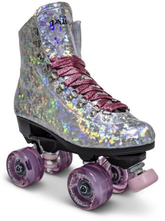 Sure-Grip Quad Roller Skates - Prism