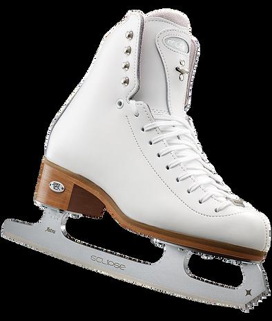 Riedell Model 25 Motion Girls Ice Skates