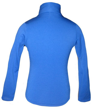 Blue Polartec Ice Skating Jacket