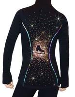 Polartec Venetta Scatter Skate Jacket - Butterfly Fusion