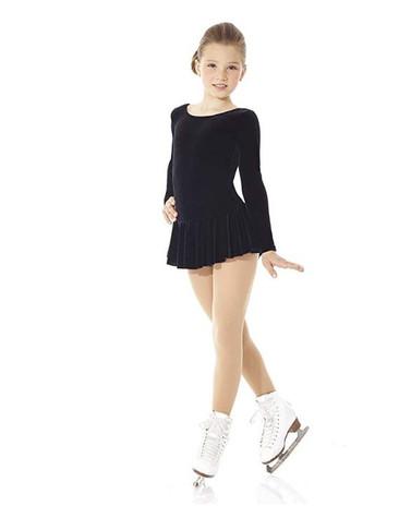 Mondor Examination Black Dress 2850