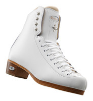 Riedell Model 43 Bronze Star Girls Ice Skates