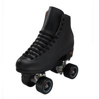 Riedell Quad Roller Skates - 111 Boost (Black)