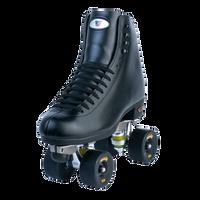 Riedell Quad Roller Skates - 120 Juice (Black)