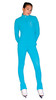 ChloeNoel JT811 Mini Lay-Back Skater Crystals Combination and ChloeNoel PS711 Pants
