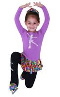 """"""" Skating Girl """" Ice Skating Outfit Gift Set"""
