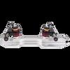 Riedell Quad Roller Skates - Blue Streak Pro 3rd view