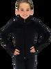 Chloe Noel JS883P Contract Elite Polartec Spiral Fleece Figure Skating Jacket