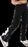 Chloe Noel PS883P Contract Elite Polartec Spiral Fleece Figure Skating Pants with Crystals