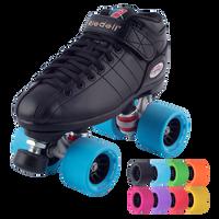 Riedell Quad Roller Skates - R3 Demon