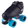 Riedell Quad Roller Skates - R3 Demon 4th view