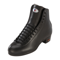 Riedell Quad Roller Skates - 120 Raven (Black)