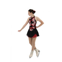 Jerry's Ice Skating Dress   - 108 Chelsea Rose