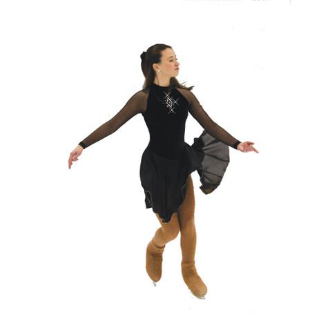Jerry's Ice Skating Dress   - 161 Coronet Dance