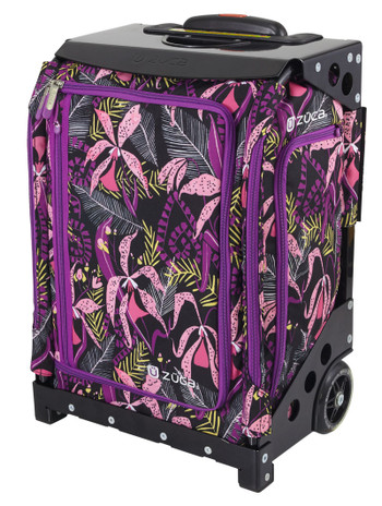 Navigator Carry On Wild Orchid With Black Frame