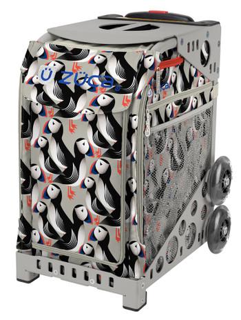 Zuca Sport Bag - Playful Puffins
