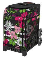 Zuca Sport Bag - Petals & Stripes