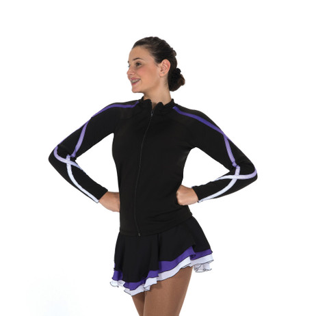 S210 Jerry's Ice Ribbon Jacket - Grape Ice