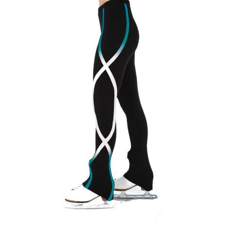 S110  Jerry's  Ice Ribbon Pants - Ocean Mist